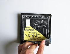 Hey, I found this really awesome Etsy listing at https://www.etsy.com/listing/289036387/and-then-there-were-none-by-agatha