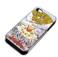 Green Day Dookie Design for iPhone 4/4s/5/5s/5c, Samsung Galaxy s3/s4 case