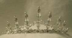Danielle here is a wedding crown that I see you in!