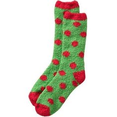 Fuzzy Christmas Slipper Socks | Socks Ankle And Clothes