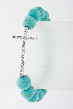 Cross Bracelet!