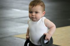 Crossfit baby!