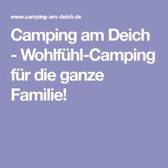Camping am Deich - Wohlfühl-Camping für die ganze Familie!