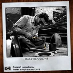 From blowtorches to ultrasounds, safety matches to Skype calls, Swedish innovations are everywhere. Take a picture & win a trip to Sweden.