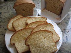 Pan de leche de almendras en termomix