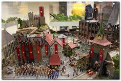 city ww2 diorama - Google Search