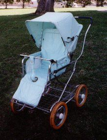 Emmaljunga stroller