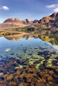 stunning... Loch Torridon, Scotland
