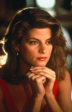 Kirstie Alley. I know a lot of people don't like her, but I love a lot of her movies. She's funny!
