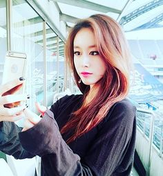 Beautiful ji yeon♡