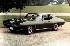 1964 Pontiac GTO #cars #coches