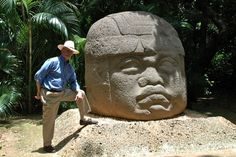The Olmecs: enigmatic art from America's first civilization
