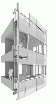 Weill Cornell Medical College / Todd Schliemann | Ennead Architects