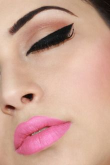 Perfect PINK lipstick!!!  Selena Gomez inspired