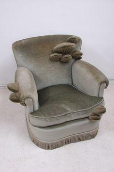 Brilliant Bracket Fungi Seat.