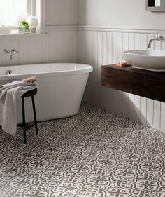 Berkeley™ Charcoal Tile.  Beautiful!