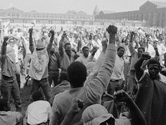 September 9, 1971: Prisoners riot and seize control of Attica Correctional Facility, a maximum-security prison near Buffalo, N.Y. The inmates are enraged by overcrowded living conditions and rationing, which means one shower per week and one roll of toilet paper ...