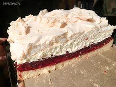 Malinowa Chmurka Vanilla Cake, Pie, Brot, Kuchen, Torte, Cake, Fruit Cakes, Pies, Cheeseburger Paradise Pie