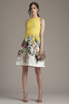 Get inspired and discover Monique Lhuillier trunkshow! Shop the latest Monique Lhuillier collection at Moda Operandi. Spring Fashion Trends, Runway Fashion, Fashion Beauty, Fashion Show, Womens Fashion, Fashion Design, Fashion 2015, Monique Lhuillier, Look 2015