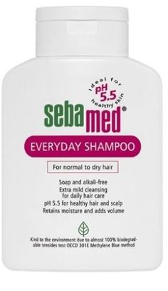 Sebamed Everyday Shampoo Daily Hair Care 200ml Strong Hair *** Be sure to check out this awesome product.