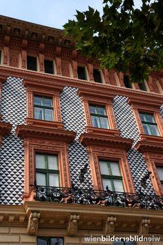 Otto Wagner,1877 -  Schottenring 23, Vienna | Architecture . Building . neo-rinascimentale