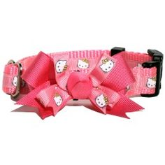 Hello Kitty Collar with Bow