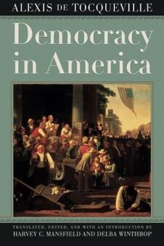 The ramsay scallop middle ages books stories pinterest democracy in america by alexis de tocqueville fandeluxe Gallery