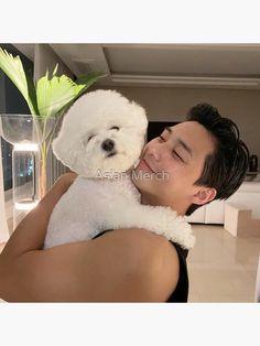 Park Seo Joon Abs, Joon Park, Park Seo Jun, Asian Actors, Korean Actors, Witch's Romance, Park Seo Joon Instagram, Park Bo Gum, Photos With Dog