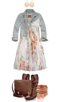 """Country Chic"" by angela-windsor on Polyvore"
