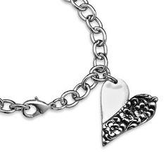 Charlotte Heart Charm