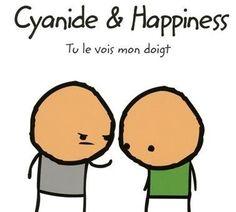 [TOPITRUC] Une bande-dessinée Cyanide & Happiness les rois de lhumour noir et de la satire