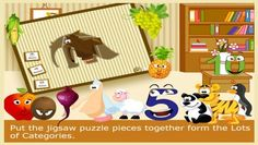 Buy Jigsaw Puzzles for Kids iPhone Game Source Code with Discount