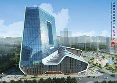 Yongia Public Center / Idea Image Institute of Architects. 3DRender