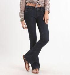 Bullhead Black Kape Indigo Slim Boot Jeans #Bullhead Black #PacSun