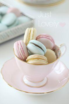 Pastel macaron ❤️