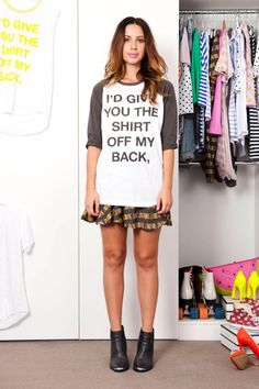 Shirt Dress, T Shirt, Wave, Cool Style, Chic, Shopping, Dresses, Fashion, Supreme T Shirt