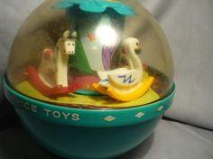 baby toy '70s