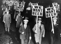 Almost 14 years! Prohibition in the United States was a nationwide constitutional ban on the production, importation, transportation and sale of alcoholic that remained in place from 1920 to 1933. Prohibition was mandated state after state, then finally nationwide under the Eighteenth Amendment to the United States Constitution in 1920. Prohibition ended with the ratification of the Twenty-first Amendment, which repealed the Eighteenth Amendment, on December 5, 1933.