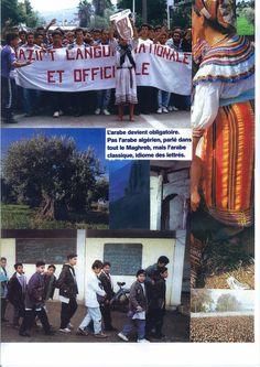 Tamazight langue nationale et officielle