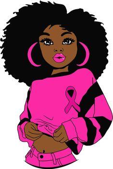 Black Love Art, Black Girl Art, Black Is Beautiful, Black Girl Magic, African American Art, African Art, Black Women Quotes, Drawings Of Black Girls, Black Girl Cartoon
