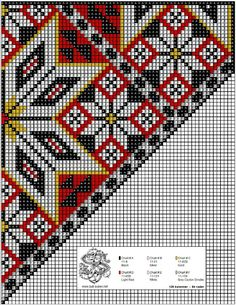 Bead Loom Patterns, Beading Patterns, Embroidery Patterns, Stitch Patterns, Knitting Patterns, Norwegian Clothing, Palestinian Embroidery, Chart Design, Wreath Crafts
