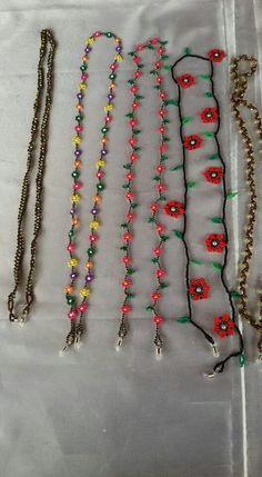 MK to create a bracelet - You Beaded Choker Necklace, Beaded Anklets, Glass Necklace, Beaded Bracelets, Fashion Jewelry Necklaces, Diy Jewelry, Handmade Jewelry, Jewelry Making, Beaded Jewelry Patterns