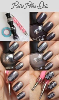 Those days are gone when single nail color could make it; people use to buy main colors likes pink, red, blue, yellow and applied them straight away on nails wi