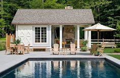 Inspirational Guide To Pool House Ideas For Perfectionalists - Interior Design Inspirations