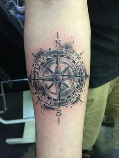 Knik at Big Deluxe Tattoo