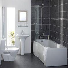 Space Utilization of Small Bathroom
