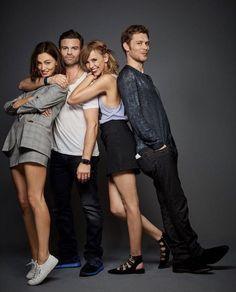 The Originals Cast at 2017 SDCC