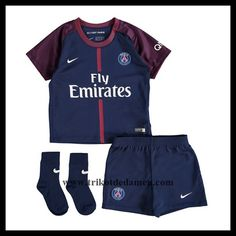 Fussballtrikot Paris Saint Germain Kinder Heim, Neueste Trikots Paris Saint Germain deutschland