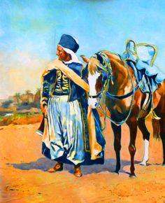 French Spahi horseman