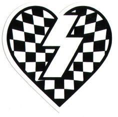 Cool Skateboard Logos | mystery skateboards heart logo ... Mystery Skateboards Logo